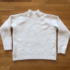 Lou & Grey Fuzzy Chenille Sweater